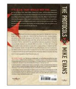 The Protocols by Mike Evans Back Cover